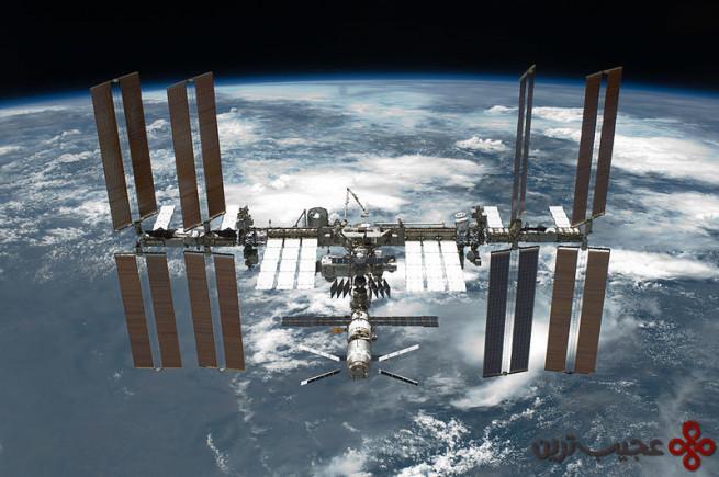 ایستگاه-فضایی-بین-المللی-آزمایشگاه