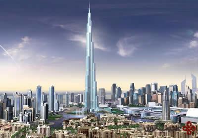 برج دبی ۱