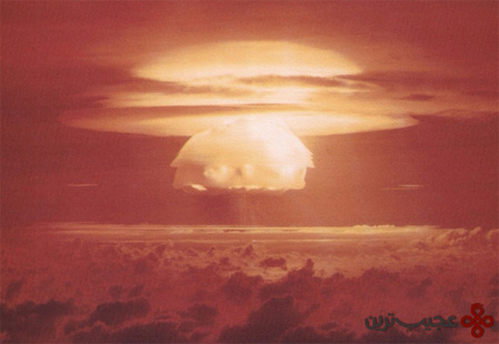 بمباران-اتمی