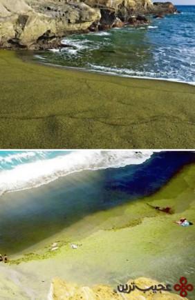ساحل-ماسه-سبز