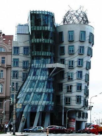 ساختمان-رقصنده