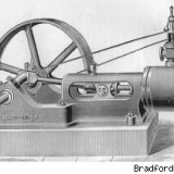 عکس کاور ماشینی با سوخت بخار