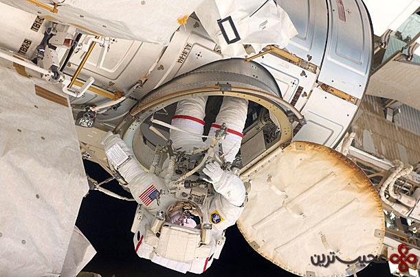 فعالیت-در-فضا