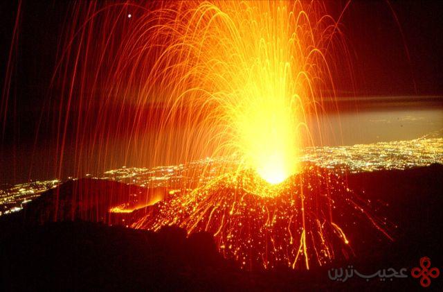 فوران-آتشفشان
