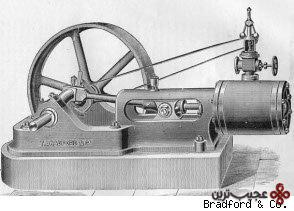 ماشینی با سوخت بخار