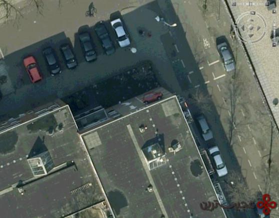 ماشین-پارک-سقف
