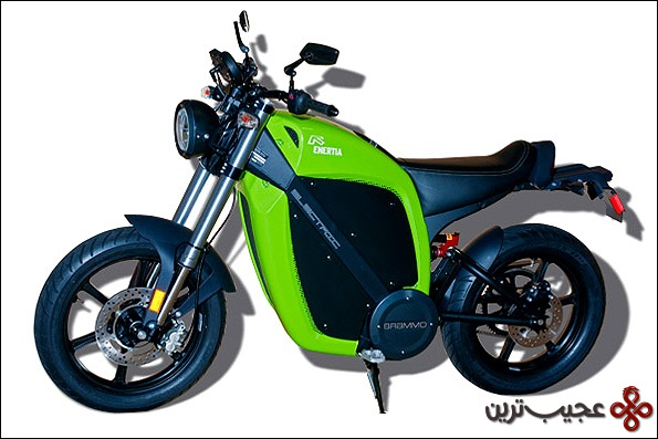 موتورسیکلت-الکترونیکی