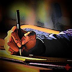 نوشتن