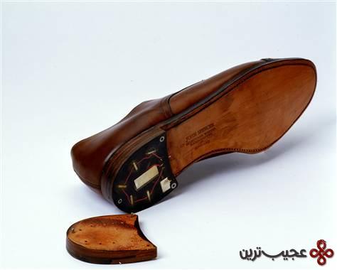 کفش-جاسوس