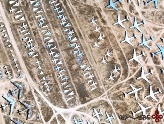 گورستان-هواپیما