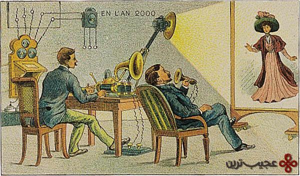 Correspondence-Cinema-Phonograph -Telegraphic