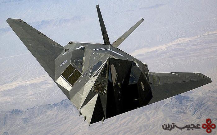 F-117_Nighthawk_Front
