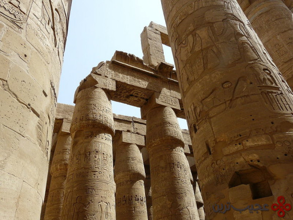 Karnak-Hypostyle