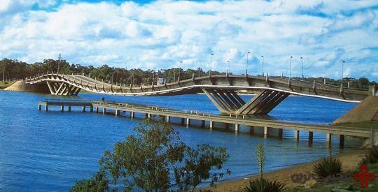 Maldonado-bridge