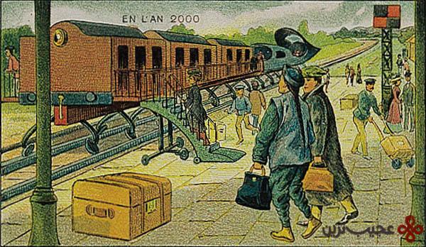 The-electric-train-Paris-Peijing