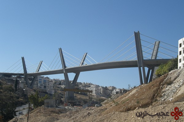 Wadi-Abdoun-Bridge
