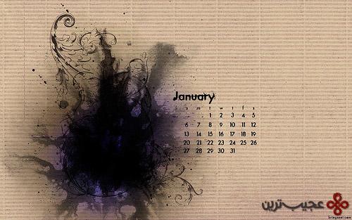 calendar-january