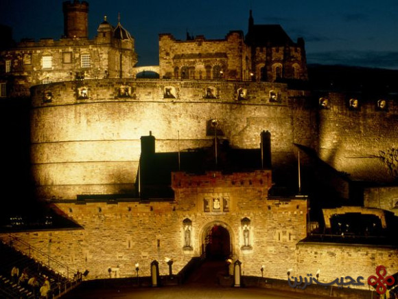 castles-edinburgh