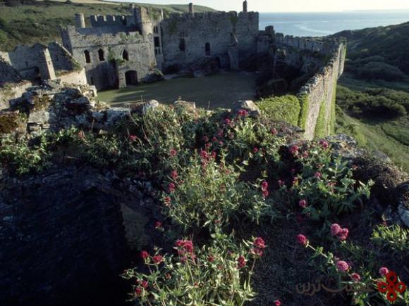 castles-manobier