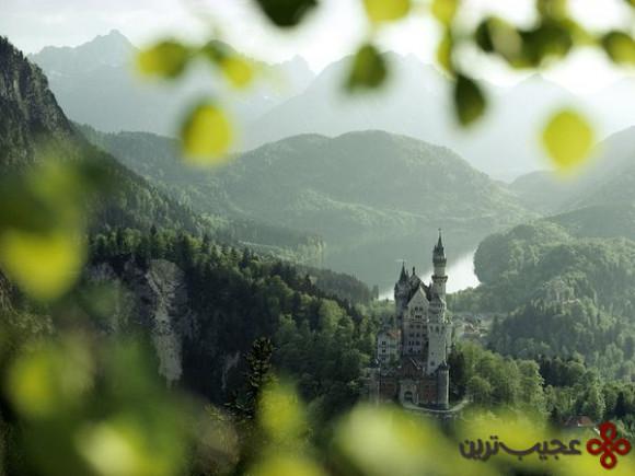 castles-neuschwanstein