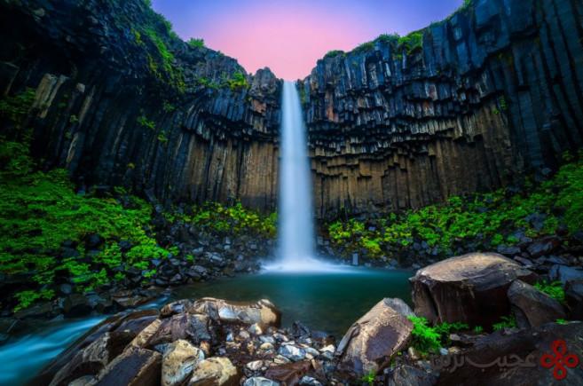 آبشار اسوارتیفوس 1