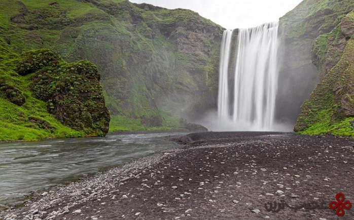 آبشار اسکگوافوس 3