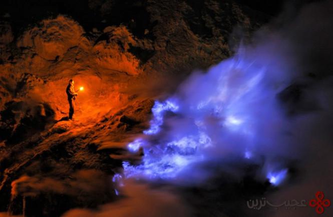 آتشفشان کاواه ایژن 1