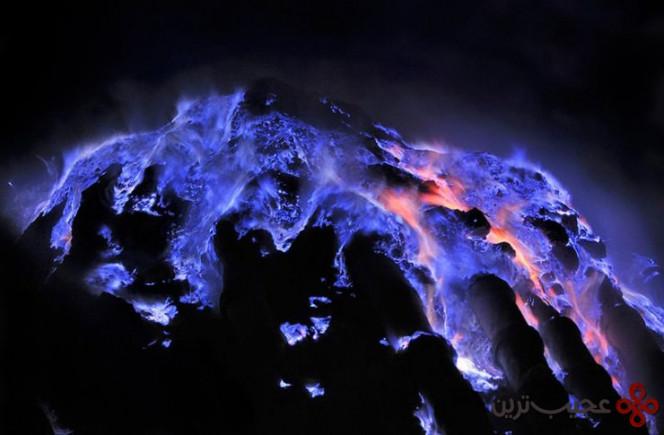 آتشفشان کاواه ایژن 2