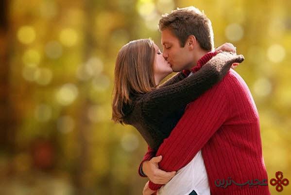 آلرژی به بوسیدن