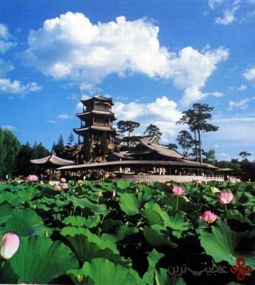 استراحتگاه کوه چنگ دی (1)