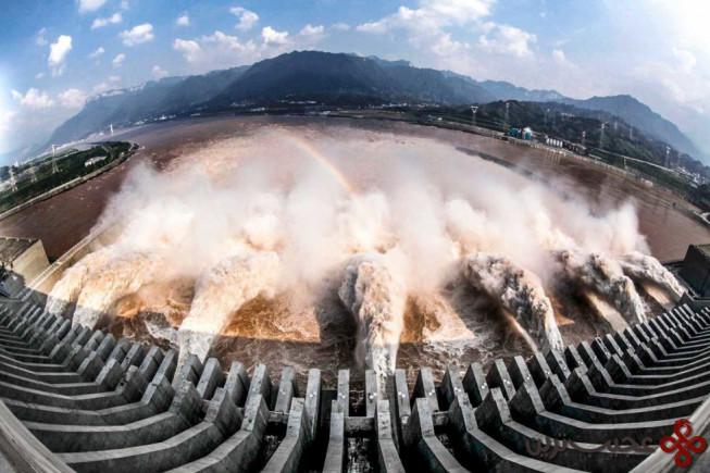 بزرگ ترین سد جهان