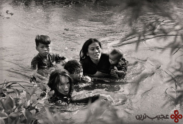 بهترین عکس های خبری نیم قرن گذشته (11)