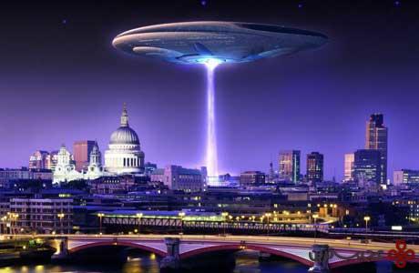 حمله بیگانگان فضایی