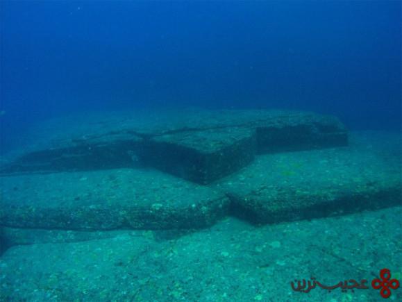 خرابه ای زیر آب (2)