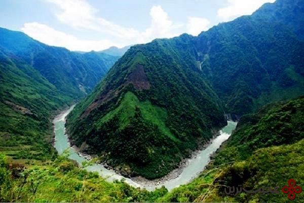 دره یارلونگ زانگبو (1)