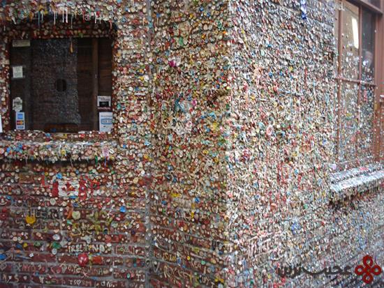 دیوار آدامسی (9)