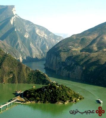 سد سه دره چین (2)