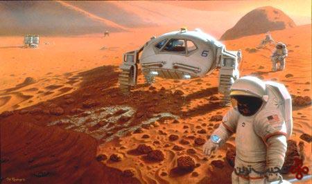 سفر به سیاره مریخ