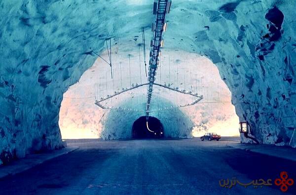 تونل لائردال
