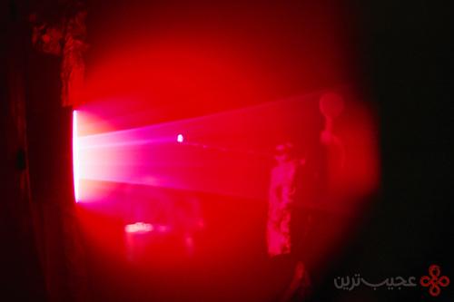 شتاب دهنده فضایی لیتیوم