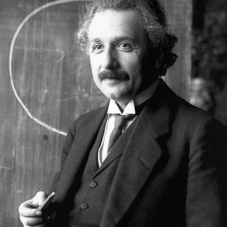 عکس کاور آلبرت اینشتین
