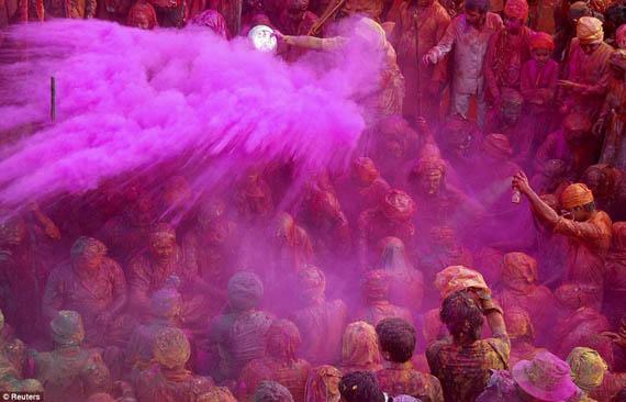 عکس کاور جشنواره رنگ