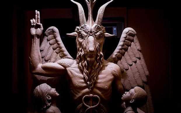 عکس کاور شیطان پرستی