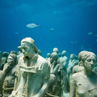 عکس کاور موزه ی زیر آبی کانکون (2)