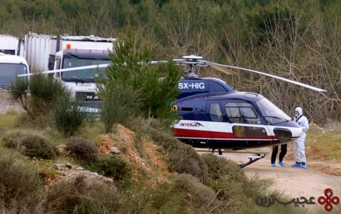 فرار با هلیکوپتر