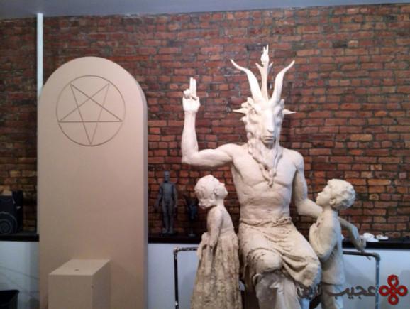 فرقه معبد شیطان