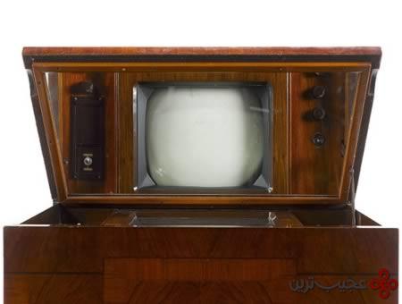 قدیمی ترین تلویزیون