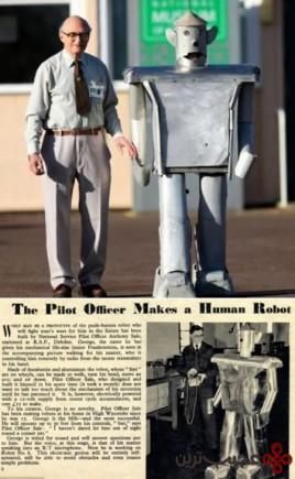 قدیمی ترین ربات