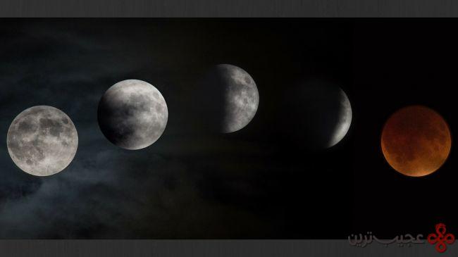 ماه صورتی
