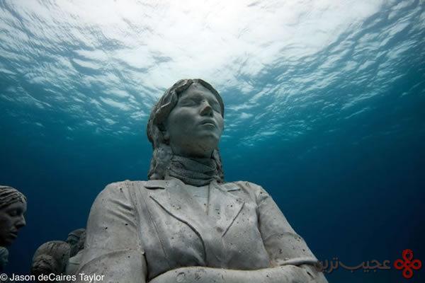 موزه ی زیر آبی کانکون (1)